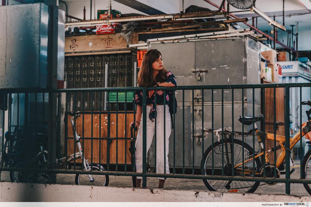 Surroundings of Nam Shan estate - street photography