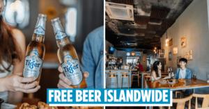 tiger crystal free beer