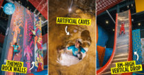 Adventure HQ Is A New Giant Indoor Playground In The North, With 14M Slides & Artificial Caves For Thrill Seekers