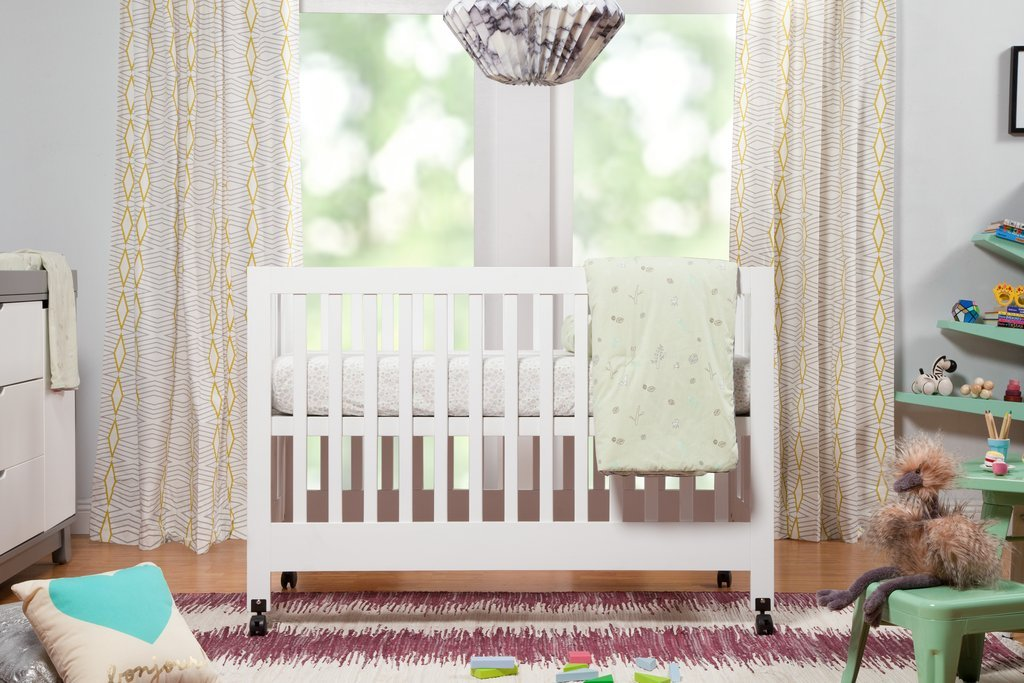 Hatchery Cribs Maki Full-Sized Portable Crib