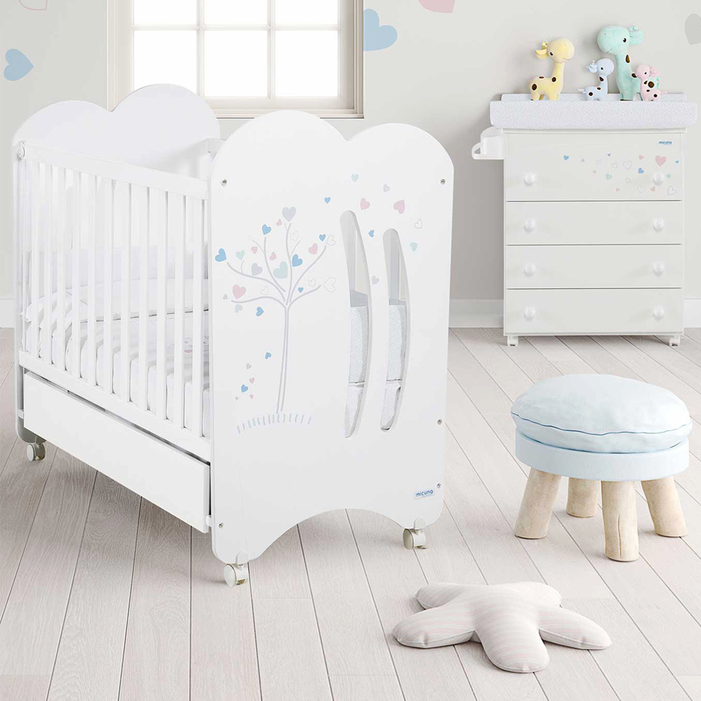 Jarrons & Co. Micuna Aura Baby Cot