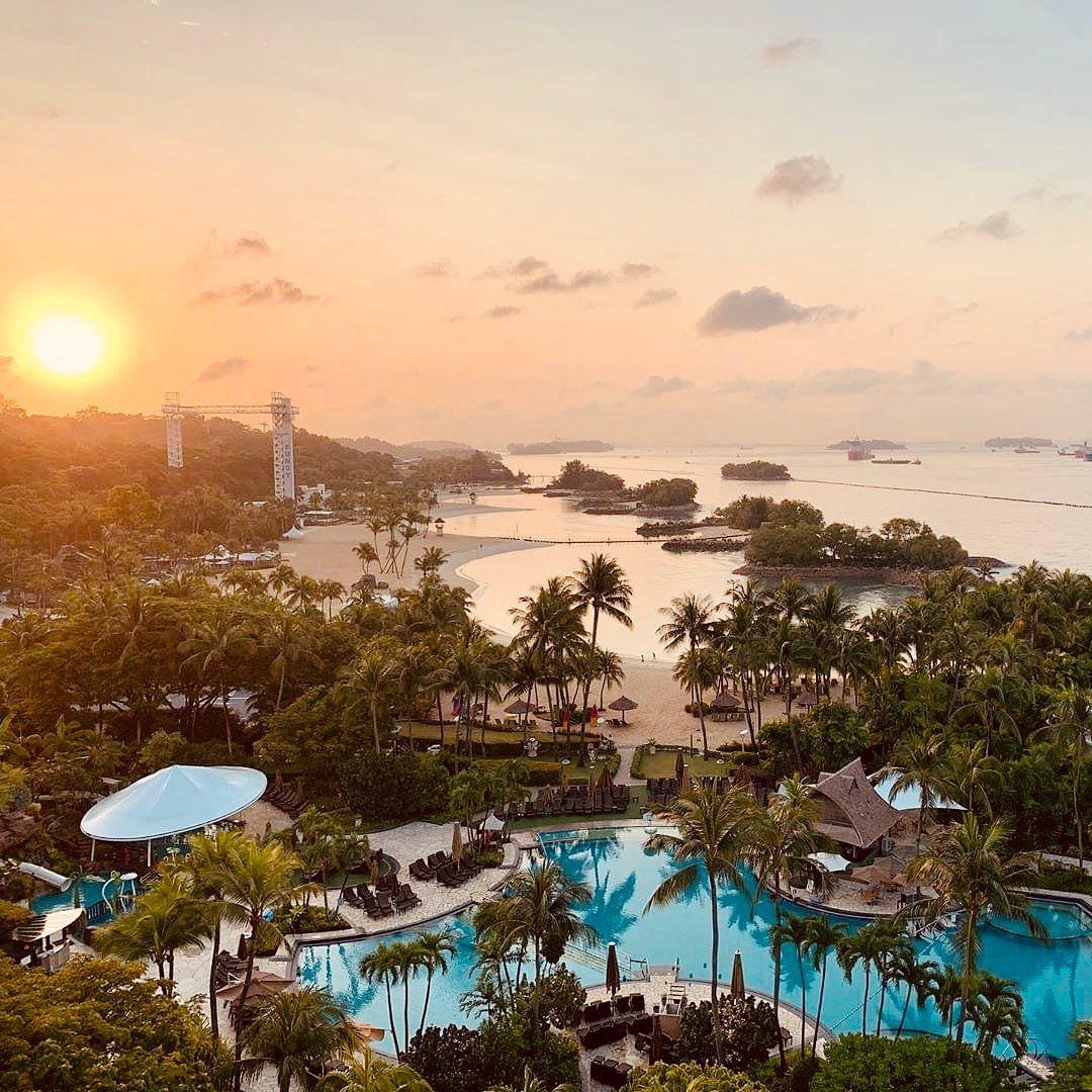Bali in Singapore - Rasa Sentosa's Daycation