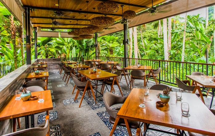 Bali in Singapore - The Halia