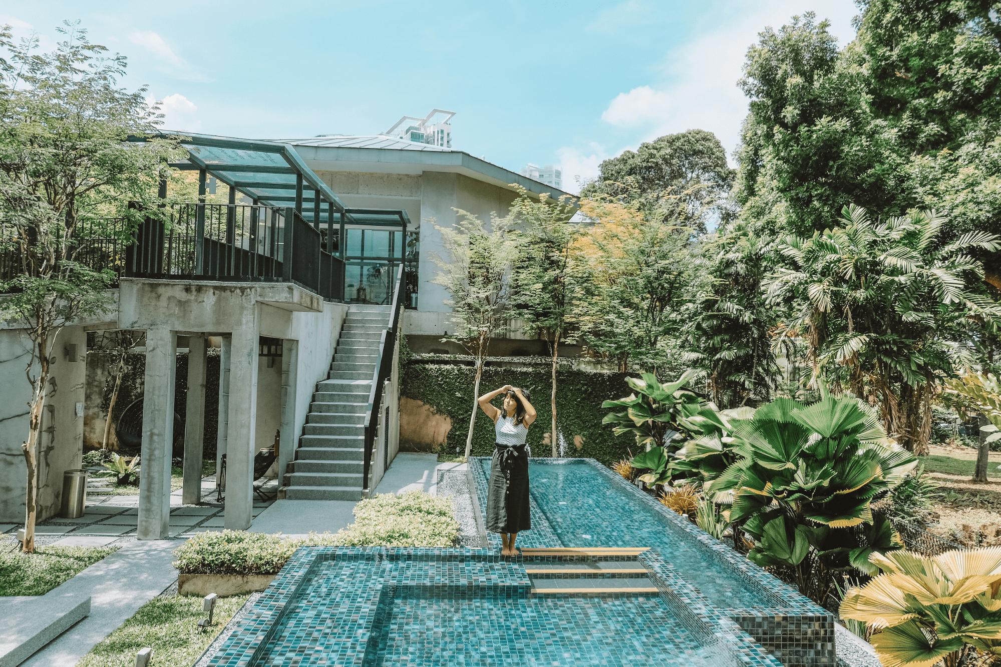 Bali in Singapore - Villa - Llyod's Inn