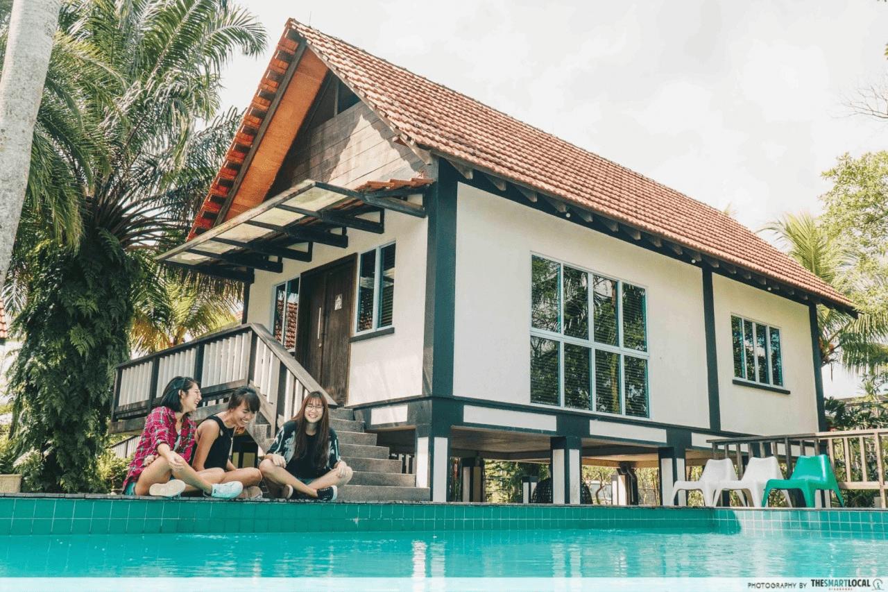 Bali in Singapore - Villas Gardenasia