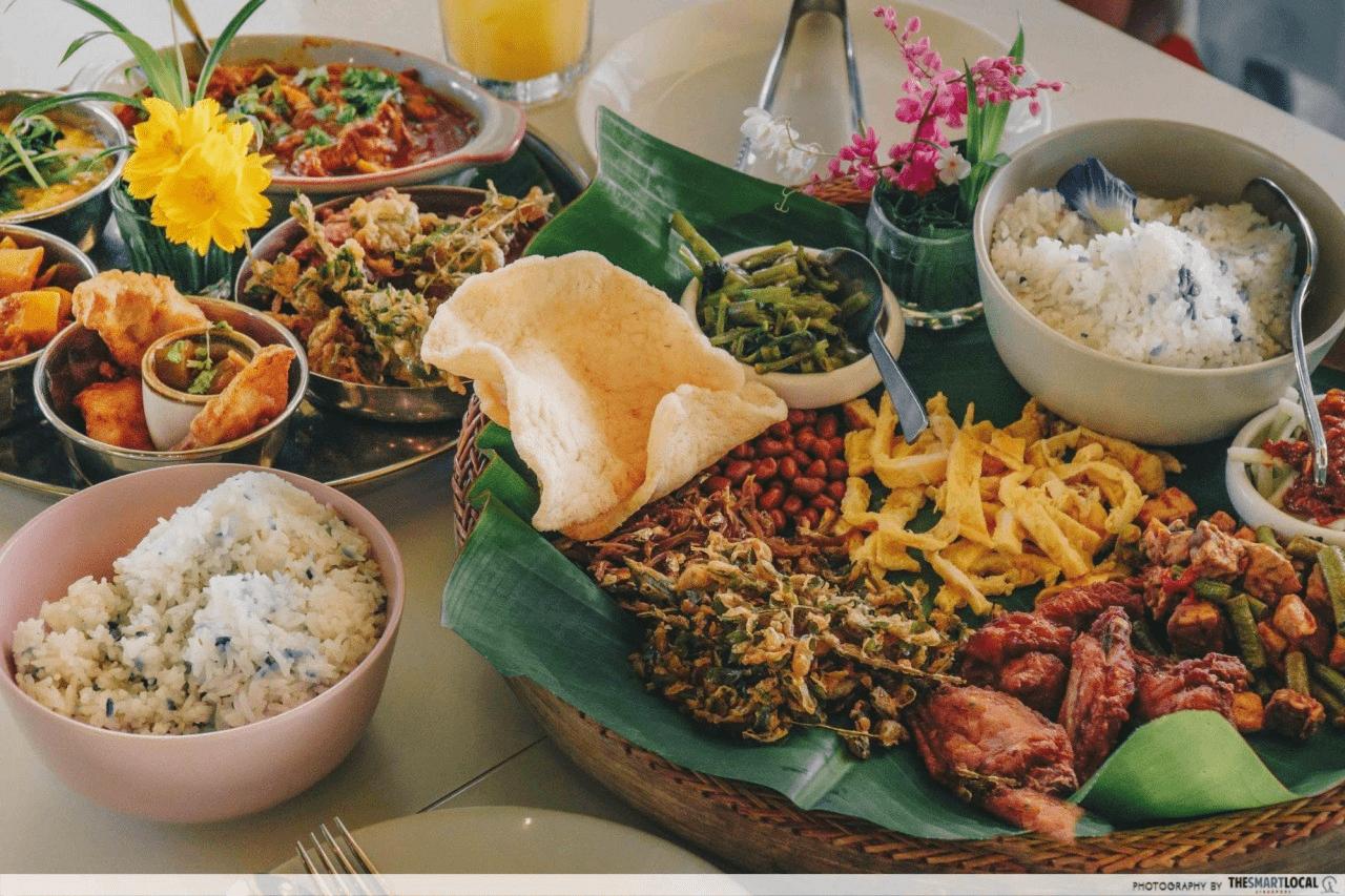 Bali in Singapore - Bollywood Veggies