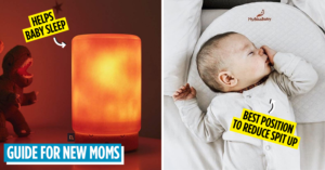Guide for new mothers - baby sleep tips