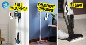 Cordless Vacuums in Singapore