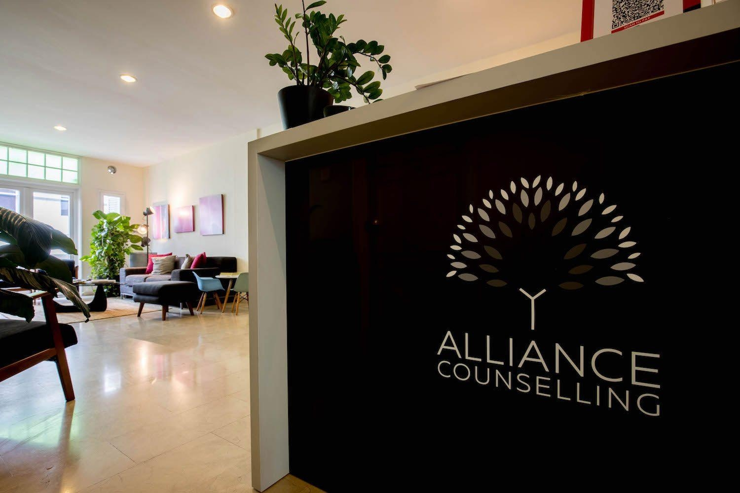 counselling in singapore - alliance counselling singapore