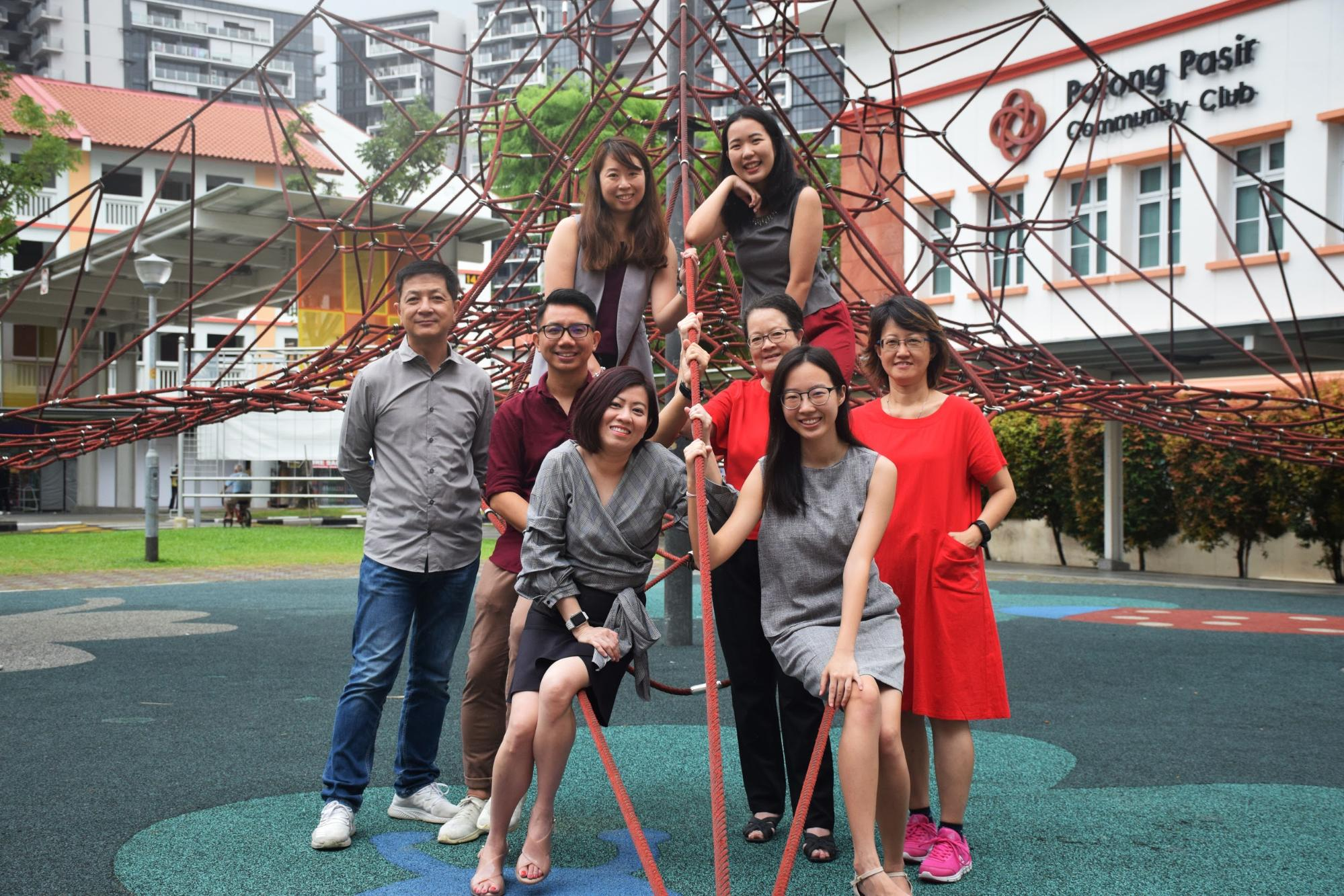 counselling in singapore - Calvary Community Centre counselling team