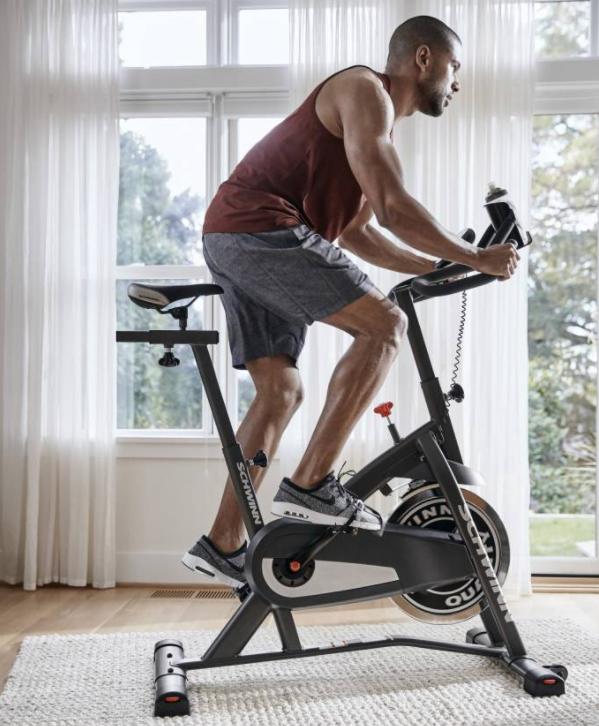 Best exercise bikes in Singapore - Schwinn IC2i Indoor Spin Bike