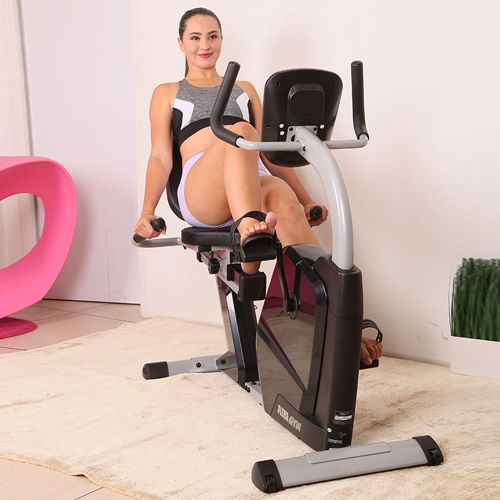 Best exercise bikes Singapore -AIBI Gym Recumbent Bike AB-B165R