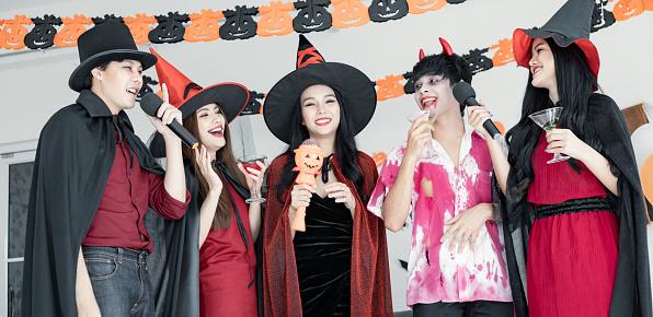 fabrique love halloween event