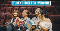Golden Village Has $7 Movie Tickets For All, Until 22nd October 2020 To Celebrate PSLE Marking Day