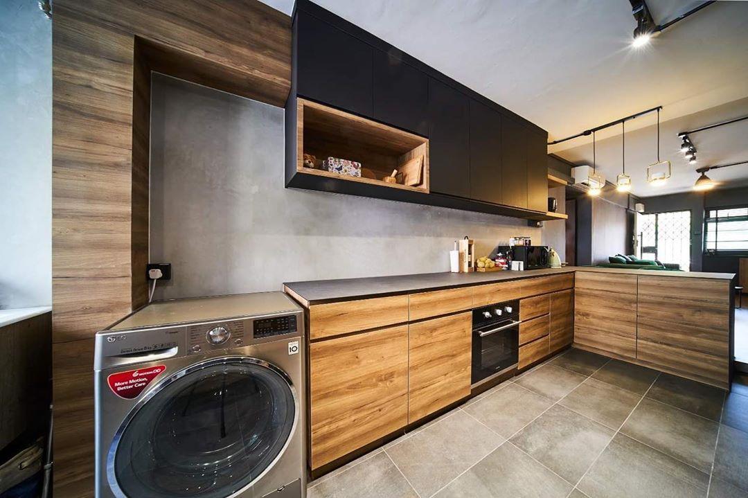 Kitchen and Wardrobe Design Tips - Antibacterial laminates