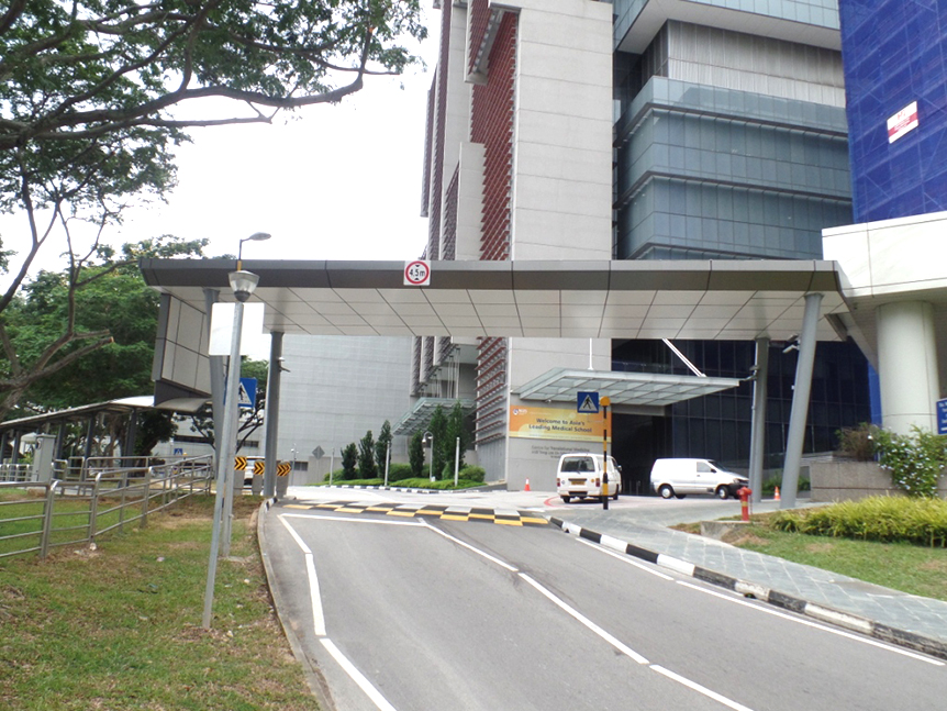 getting to science from kent ridge mrt without the shuttle bus