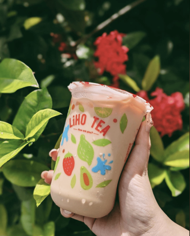 October 2020 deals - LiHo Da Hong Pao Milk Tea