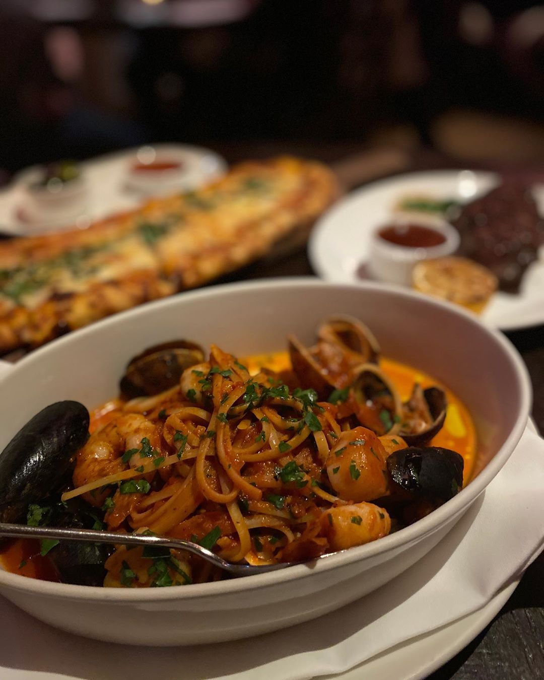October 2020 deals - Lavo at MBS - Pasta