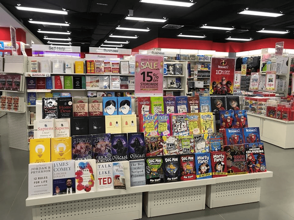October 2020 deals - Popular bookstore Singapore