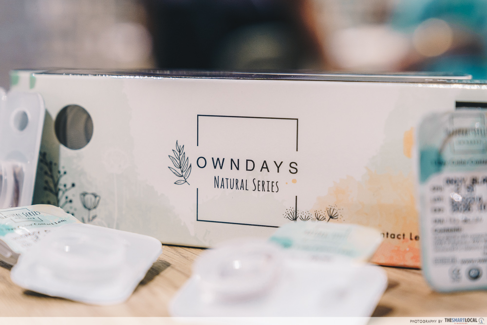 OWNDAYS Natural Series Colour Contact Lens