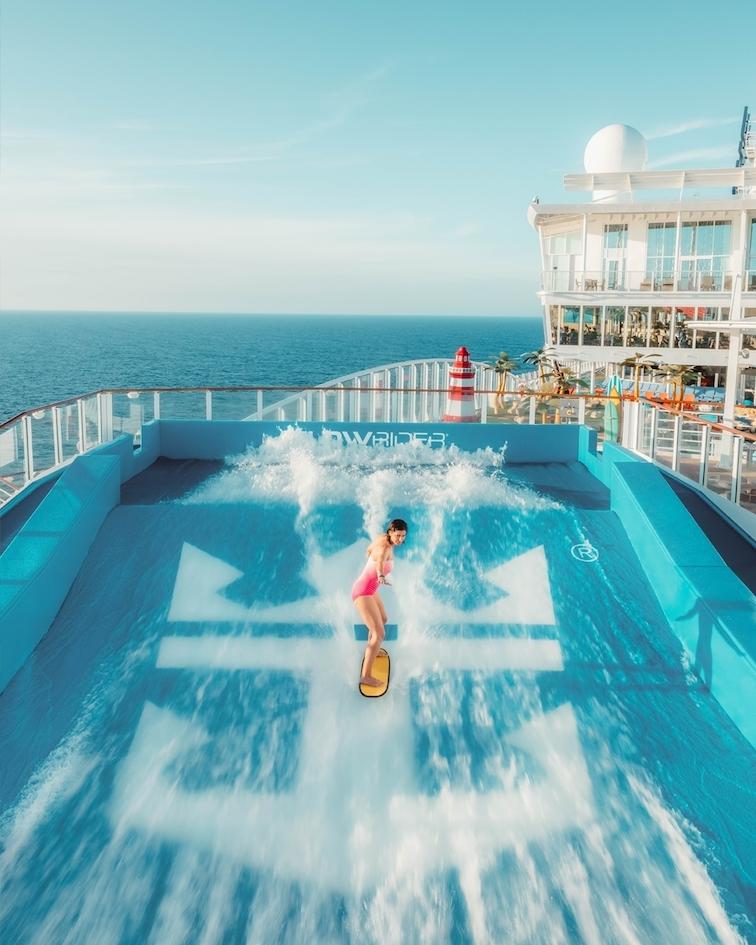 royal caribbean ocean getaway cruise - waverider