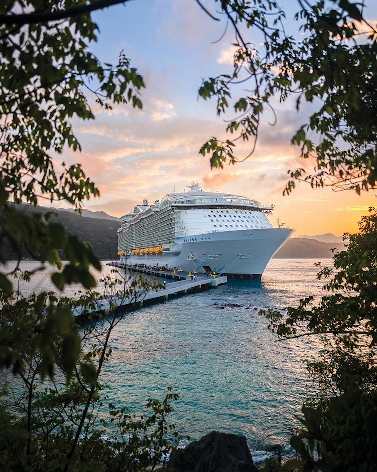 royal caribbean ocean getaway cruise - the ocean of the seas