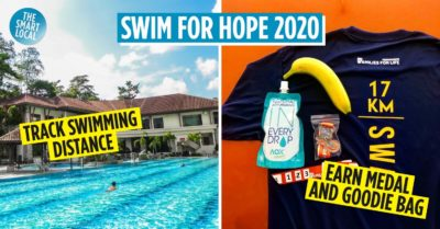 SAFRA Swim For Hope 2020