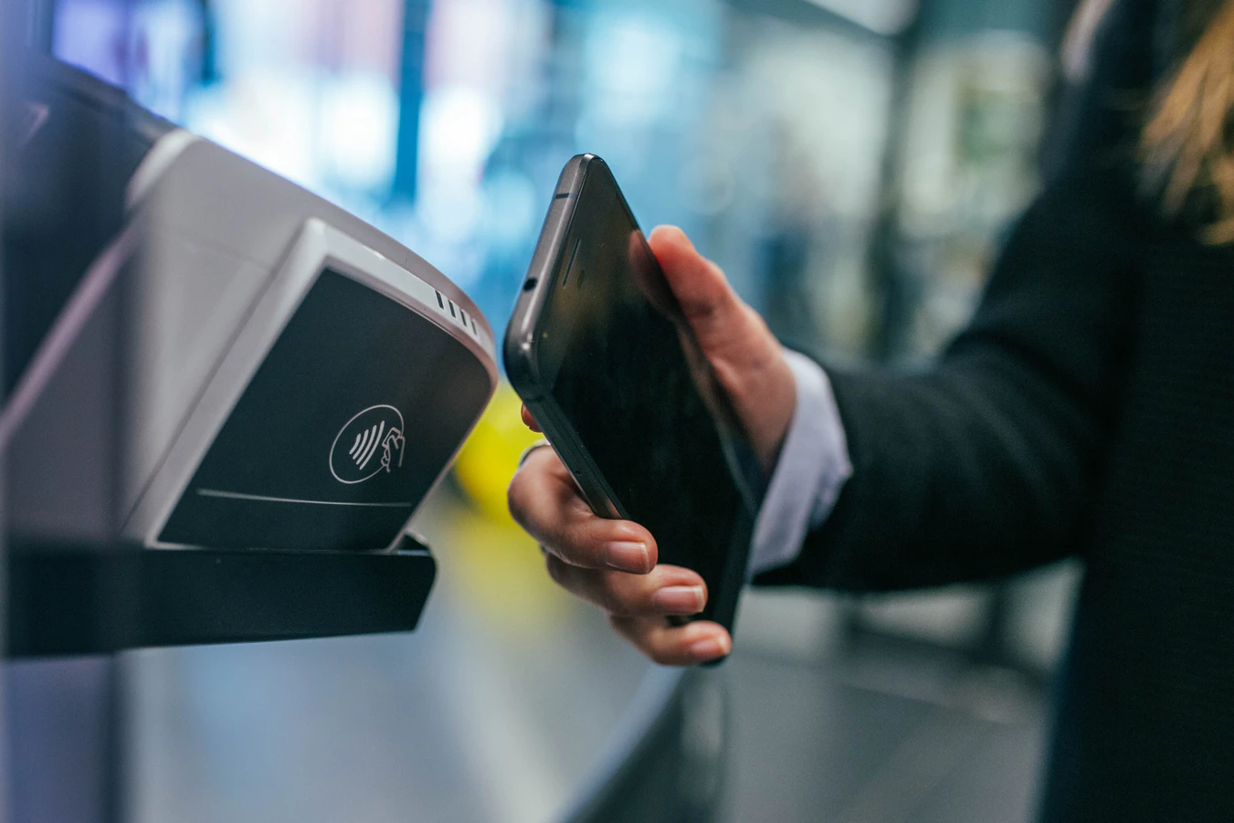 cashless mobile payment
