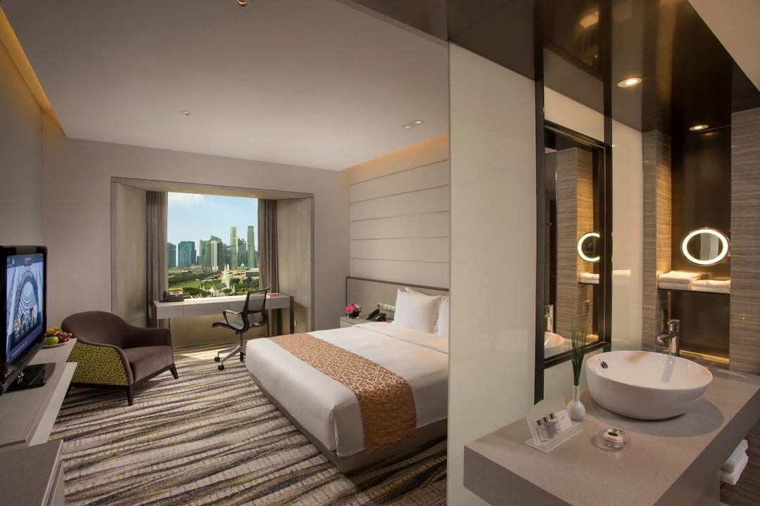 carlton hotel staycation room