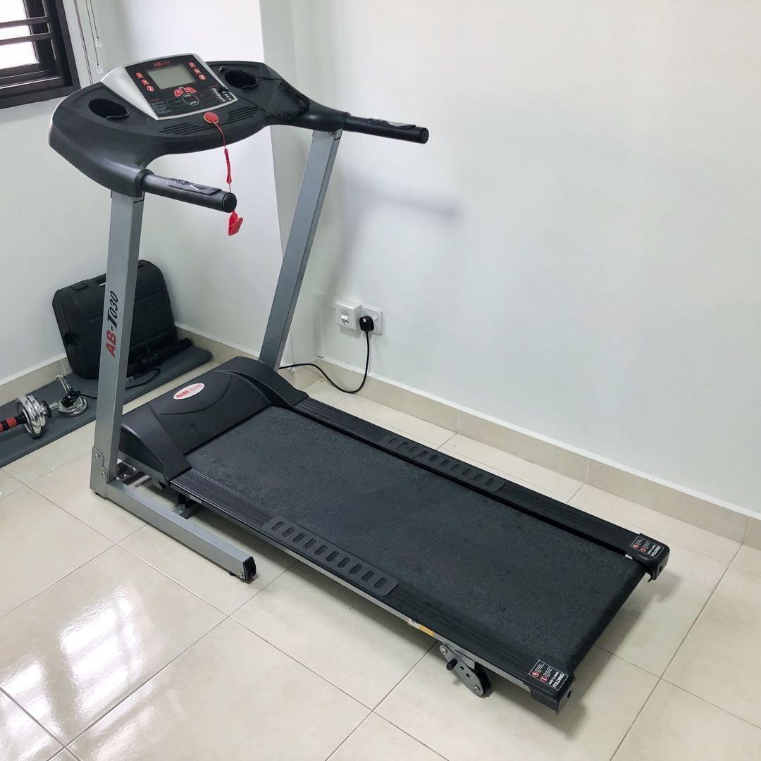 AIBI Motorised Treadmill AB-T030