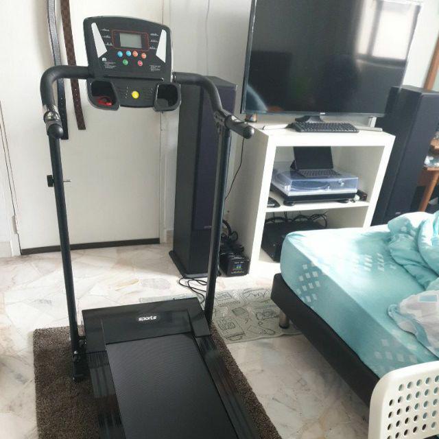 I-Running Electric Foldable Treadmill