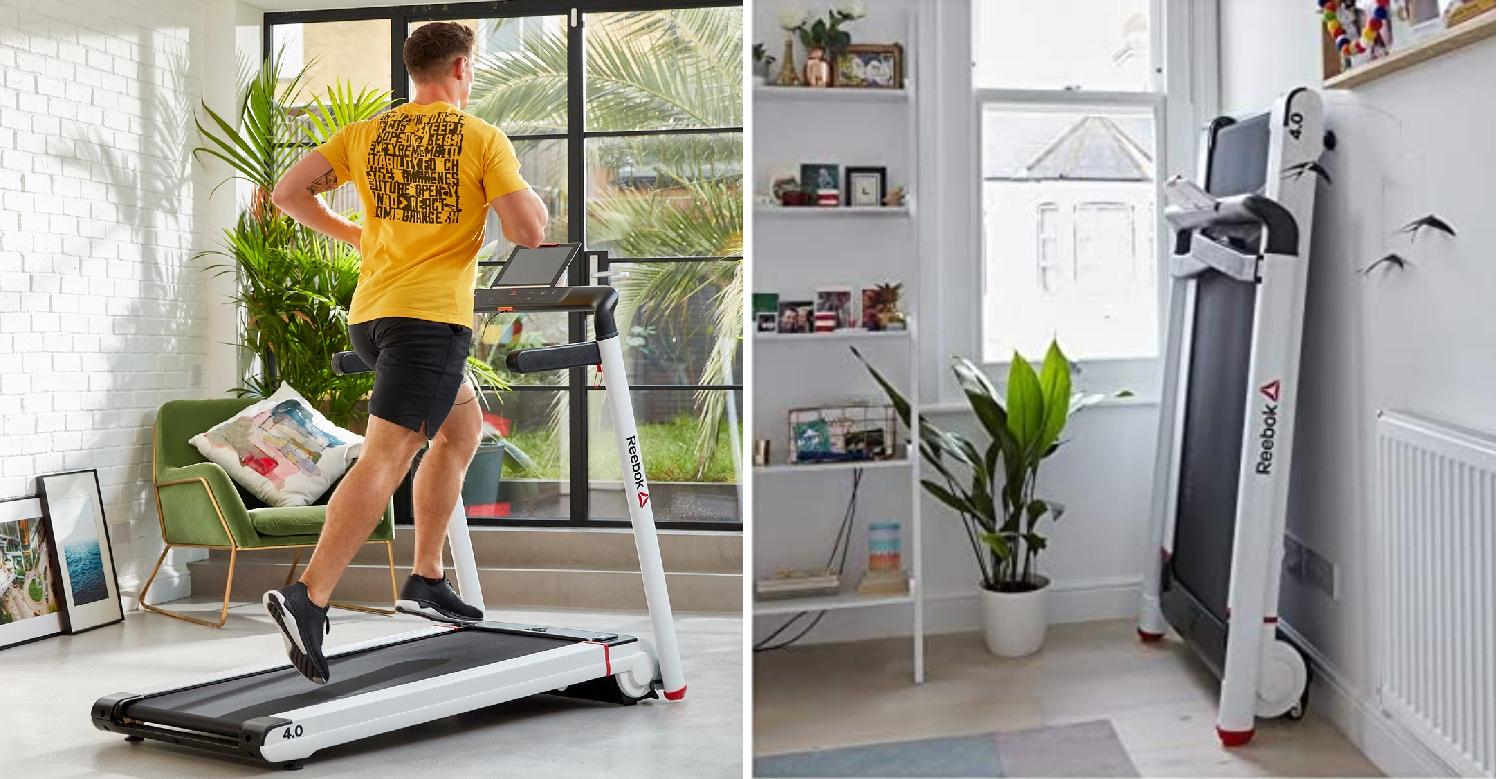 Reebok I-RUN 4.0 Treadmill
