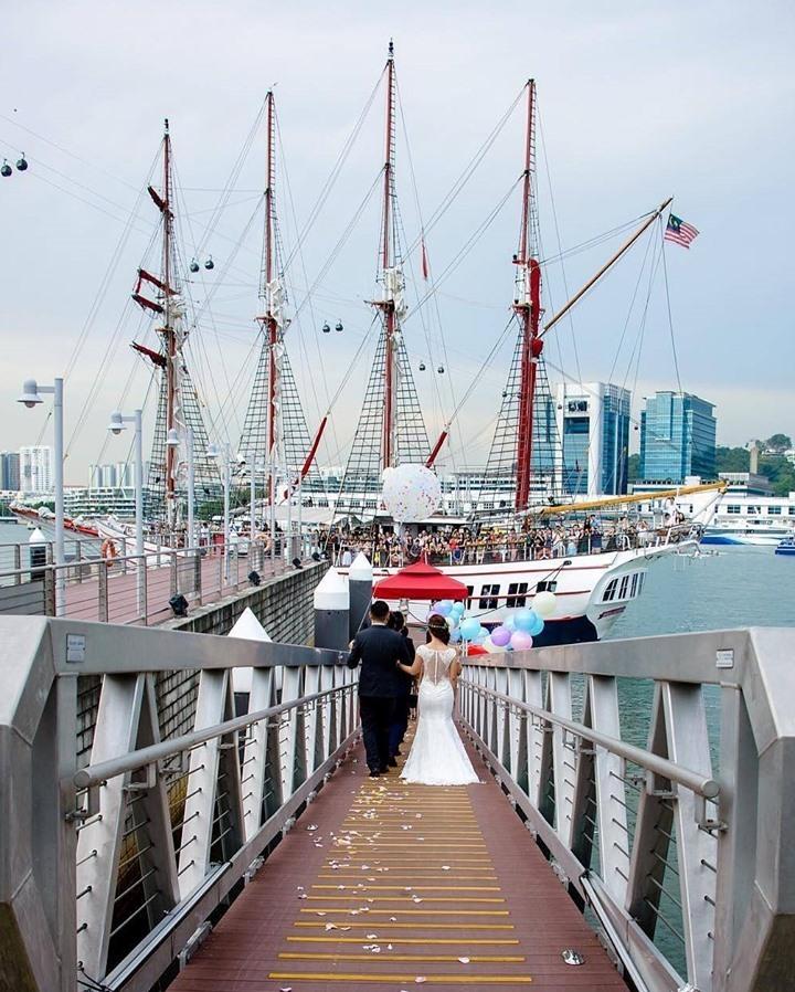 Wedding tips - yacht wedding