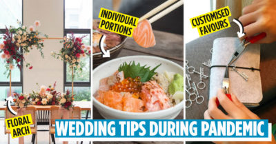 Wedding tips in Singapore