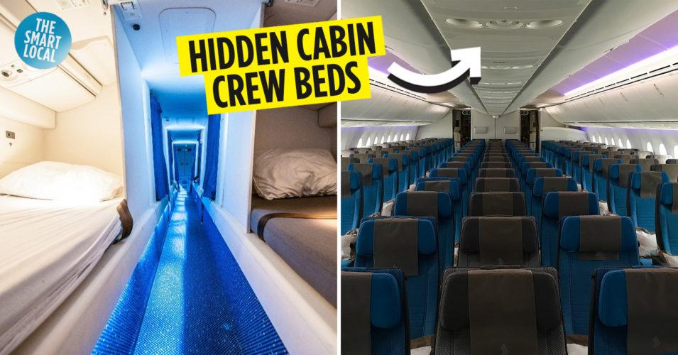 Singapore Airlines Secrets SIA Cabin Crew