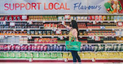 Singapore Food Brands
