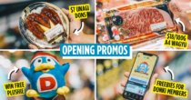 Don Don Donki Has A New Outlet At HarbourFront Centre With Opening Promotions Up To 50% Off Till 8 Nov