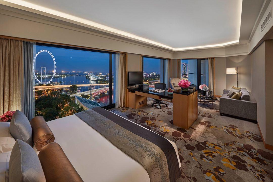 mandarin oriental room staycation deal