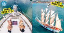 "9 Yacht Rental Deals In Singapore For A ""Sea-cation"" Or Boat Party, Sorted By Price/Pax"