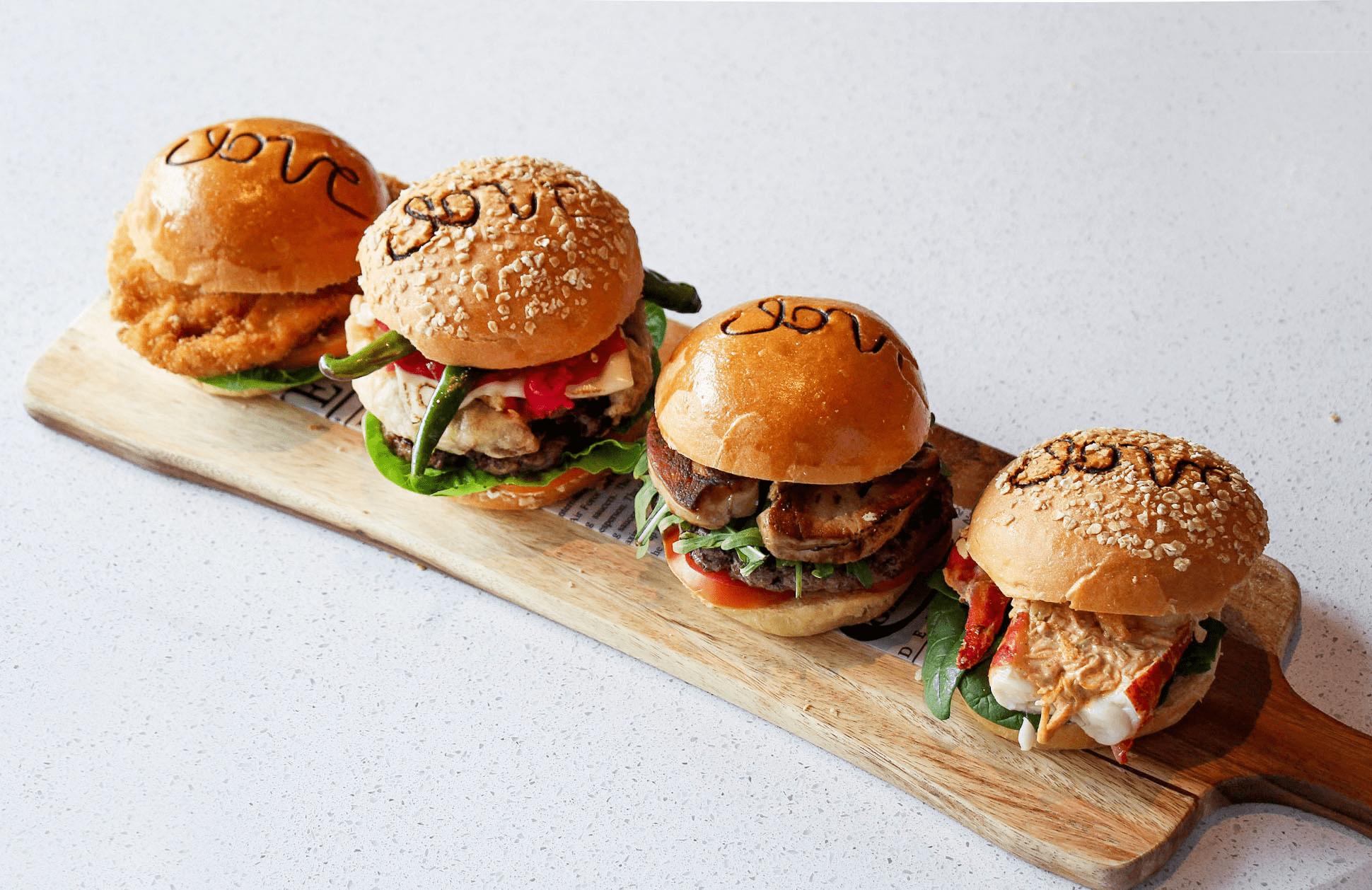 CLOVE Burgers - Swissotel The Stamford Singapore