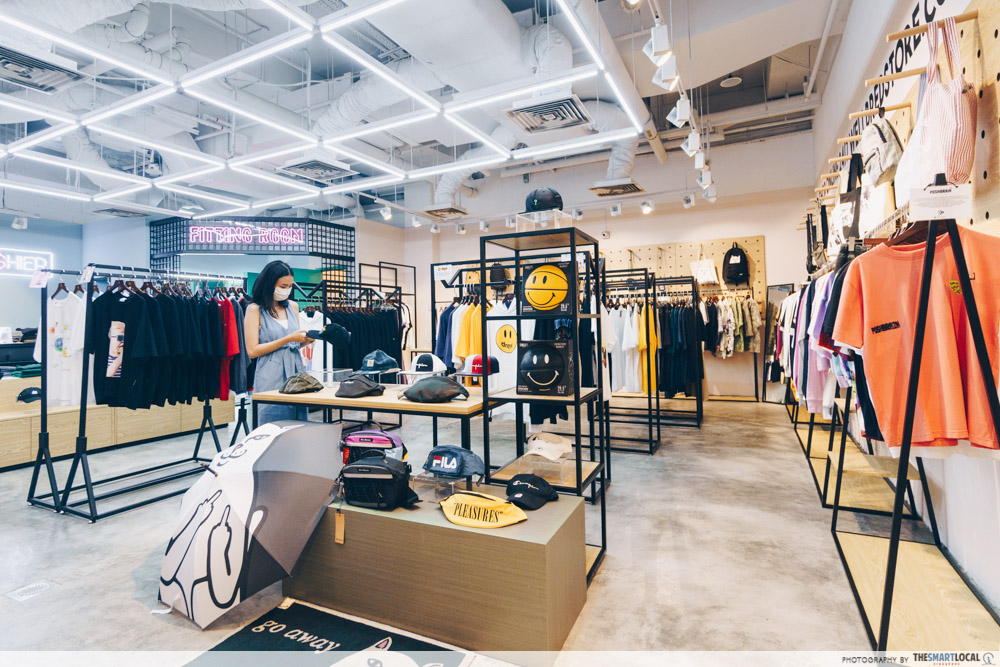 Well Bred Streetwear 313@somerset Singapore