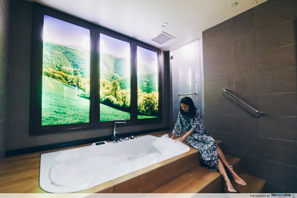Elements Wellness - 313@somerset Spa