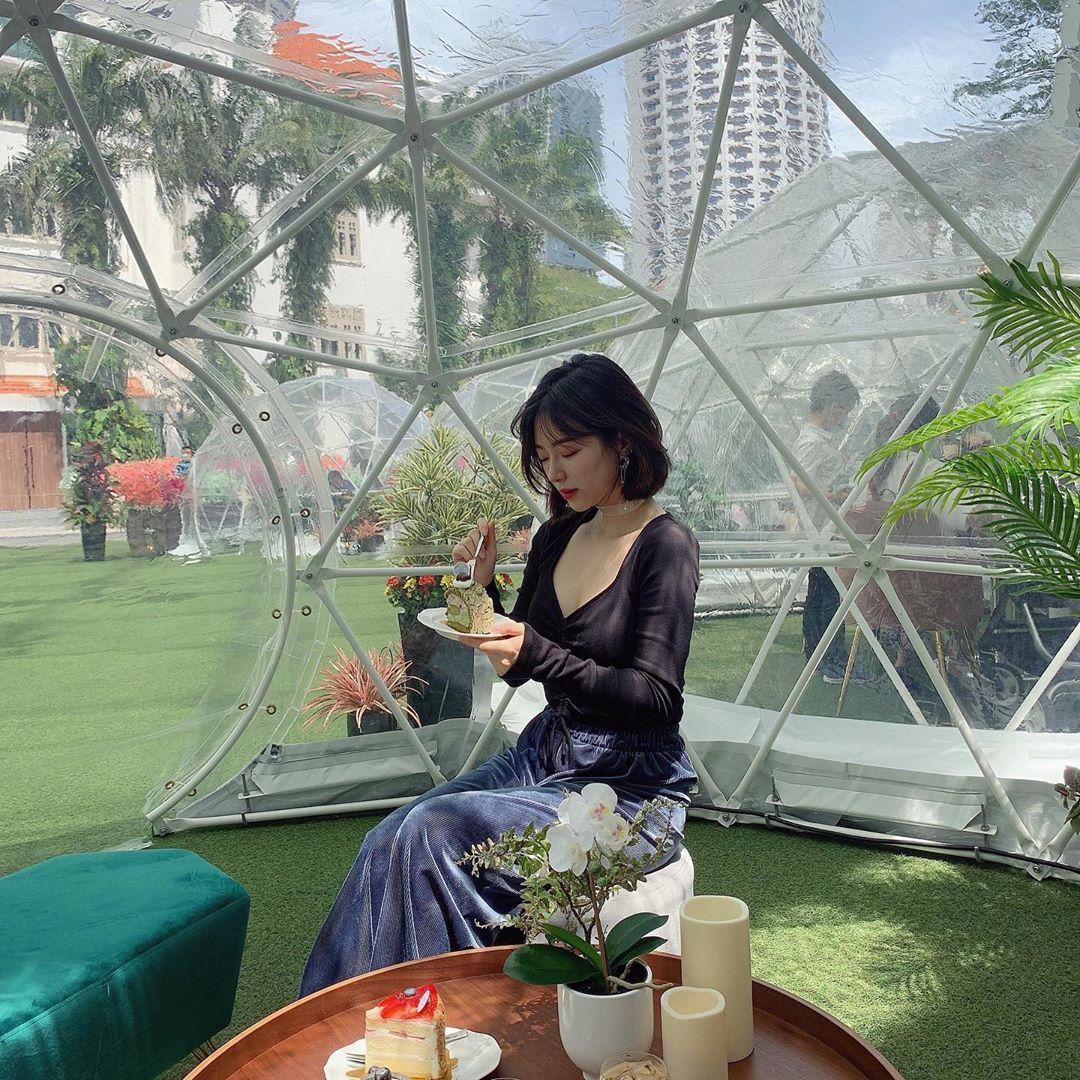 Capitol Singapore Bubble Domes