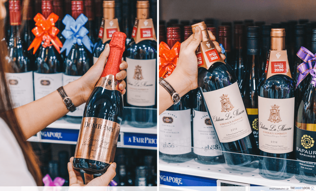 FairPrice Christmas Wine