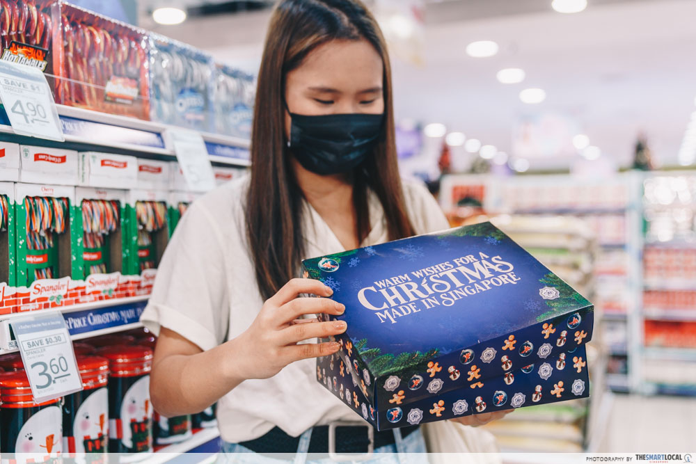 FairPrice Christmas Shopper Gift Box
