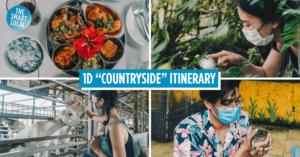 countryside getaway in singapore