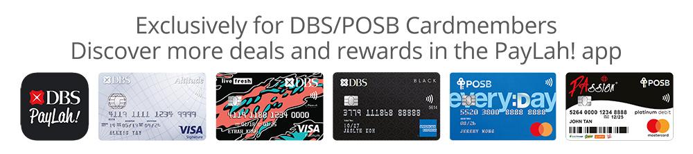 DBS POSB Cards