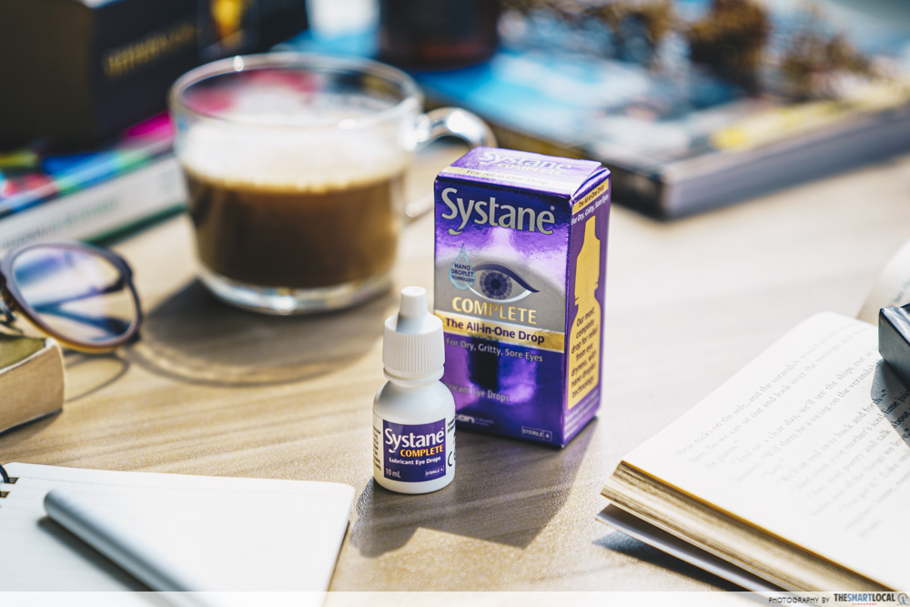 alcon systane complete, daily eyesight mistakes