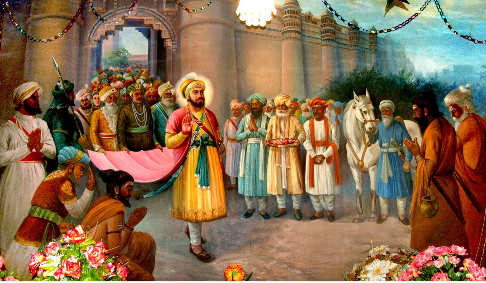 Guru Hargobind Deepavali