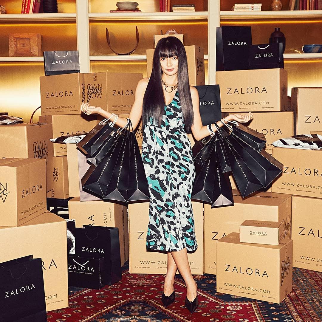 Dining Shopping Cashback Deals - Zalora